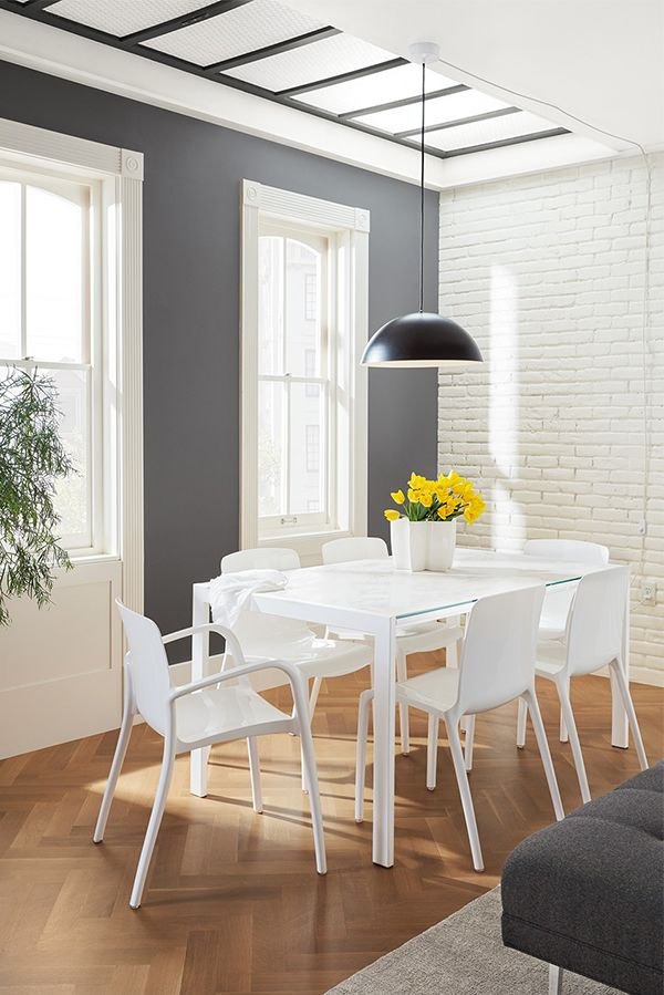 Our Opla Extension Tables Make It Easy To Go From A Party Of 6 To A. Modern  Dining Room FurnitureModern ...