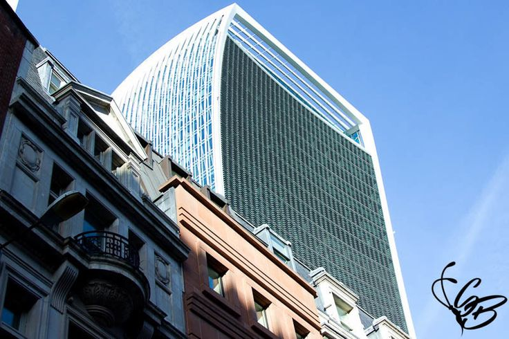 Sky Garden London – Gratis Panoramaausblick über ganz London