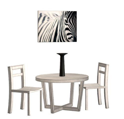 Frustrated Yeti Hydroxide S Aroda Dining Chair Table In Pirate Woods