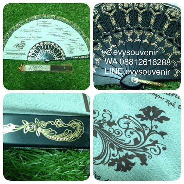#undangan #kipas Cuspata Rp. 8.000 dengan kemasan #kain #tile ❤️❤️ PO 4mgg dari…