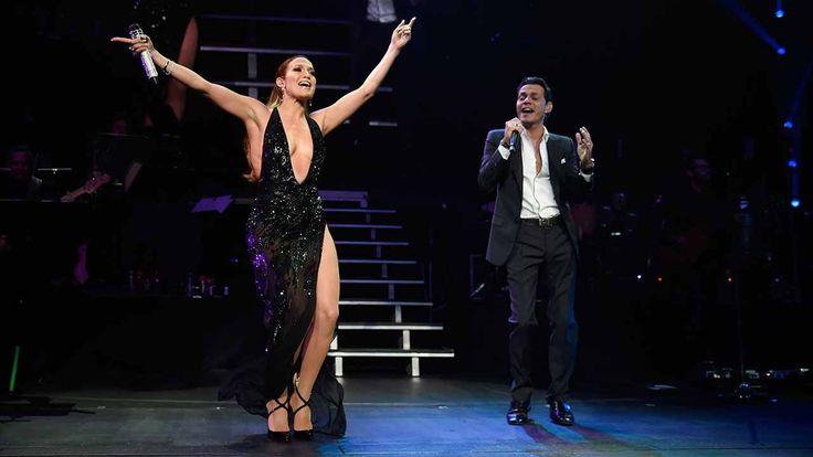 Jennifer Lopez Wears Sexy Double Thigh-High Cutout Dress As She Debuts New Song! #JenniferLopez celebrityinsider.org #Fashion #celebrityinsider #celebrities #celebrity #celebritynews #fashionnews