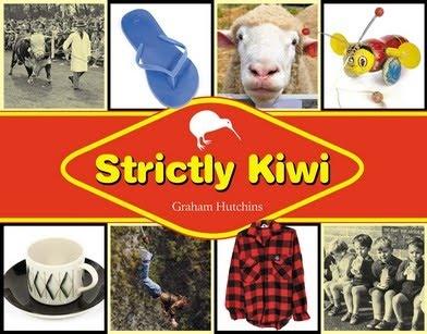 Kiwiana | Book of New Zealand icons