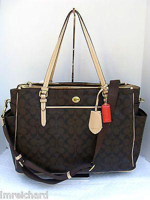 Cheap coach handbag online shop, 2015 top quality fashion #coach #purse # bags