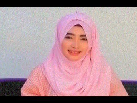 Video Cara Memakai Jilbab Pashmina Untuk Wajah Bulat