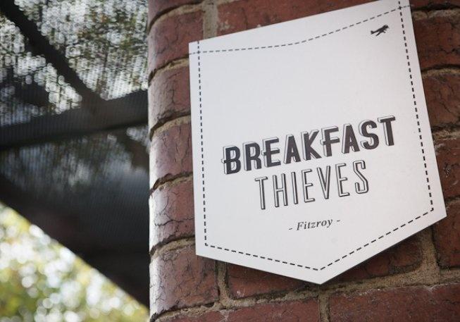 The Breakfast Thieves  Shop 1/420 Gore Street, Fitzroy