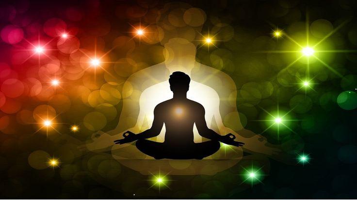 Chakra Opening, Higher Vibration Sleep Meditation Music, Chanting  Aura ...