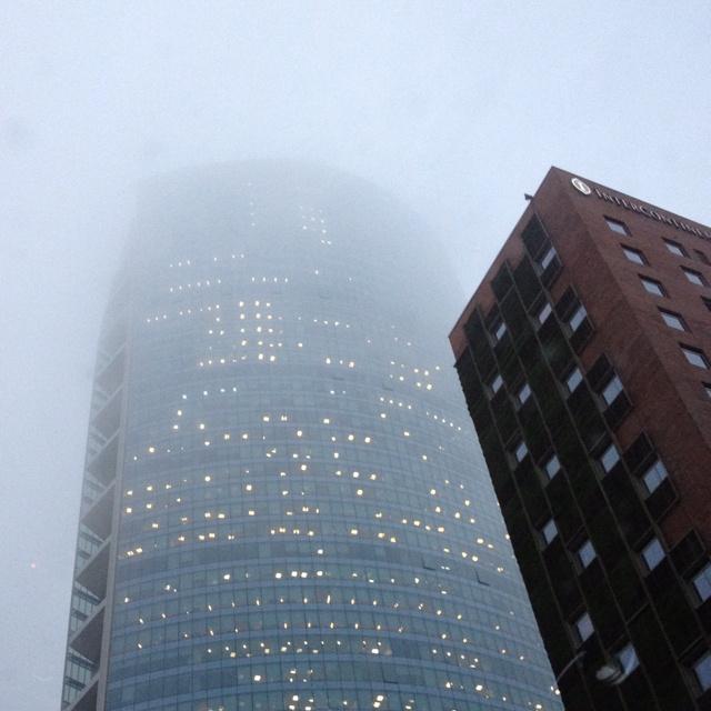 Santiago, Torre Titanium.