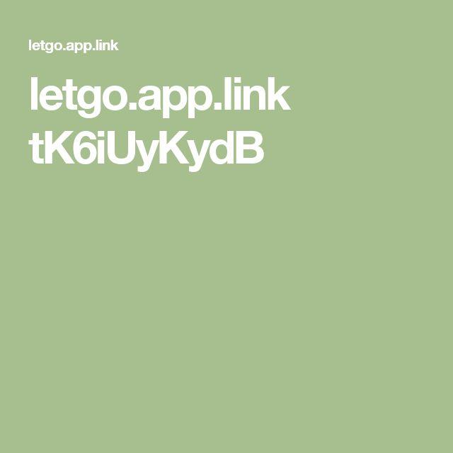 letgo.app.link tK6iUyKydB