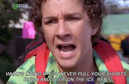"""As well as valuable words of wisdom. 