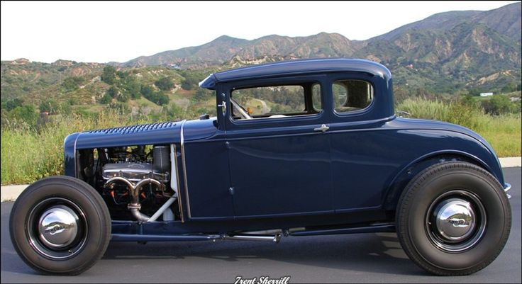 Street Rod Who wants to start building one of these with me?