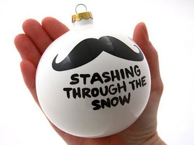 Ornament. Oh my god, I can just imagine the kind of stuff like this me & Jillian would use to decorate......(: