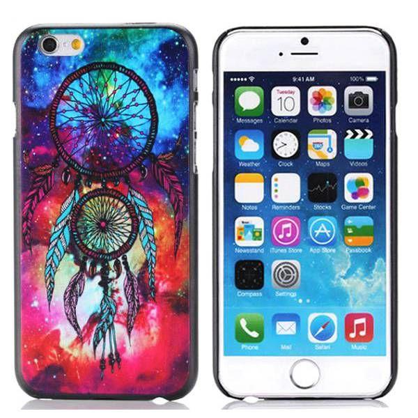 Colorful dreamcatcher hoesje voor iPhone 6 Plus