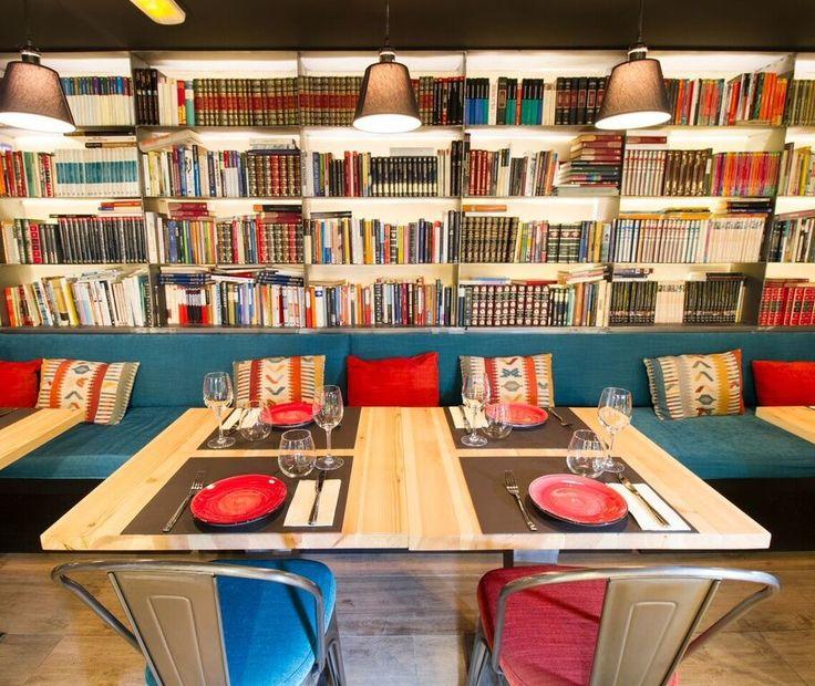 Los 15 restaurantes para hacer el gran tour de los sitios de moda de Madrid (II). Restaurantes de moda en Madrid...