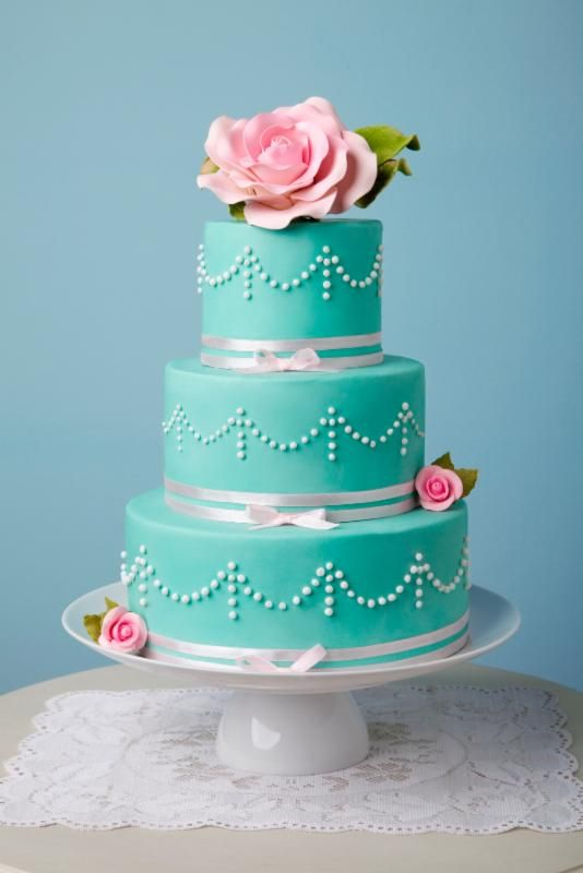 pink and blue wedding cake designs pink and blue wedding cake ideas 83300 blue cake w 18535