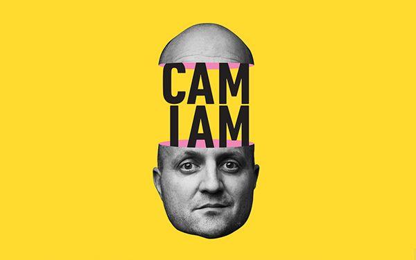 Cam Marshall. Comedy Festival Melbourne on Behance