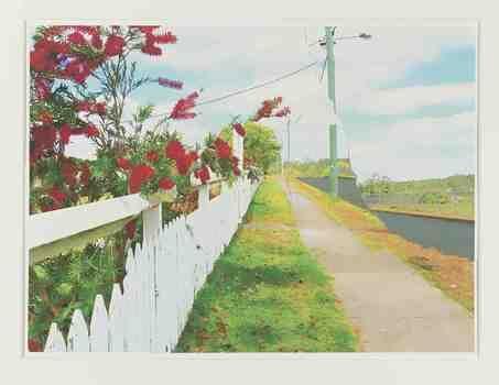 Picturesque Cherbourg No. 1 | TRACEY MOFFATT: SPIRIT LANDSCAPES