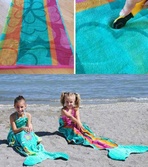 Oh 100% in love.. you saw the crochet mermaid tails.. check out these fantastic beach towel versions!! https://www.getawaytoday.com/blogs/2015-08-06/diy-beach-towel-mermaid-tails