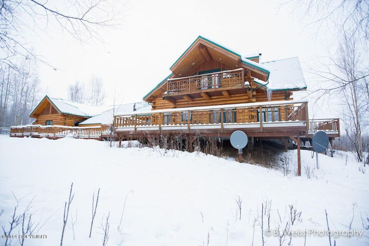 1000 images about alaska luxury real estate on pinterest for Home builders wasilla ak
