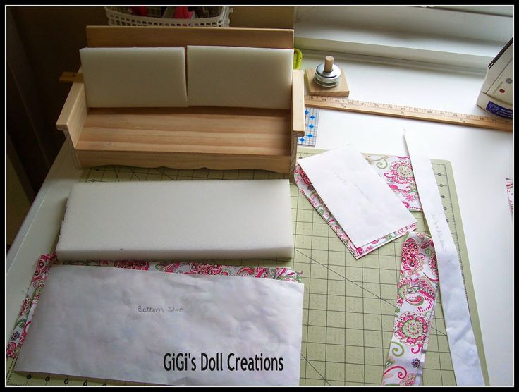 18 inch doll furniture diy woodworking projects plans