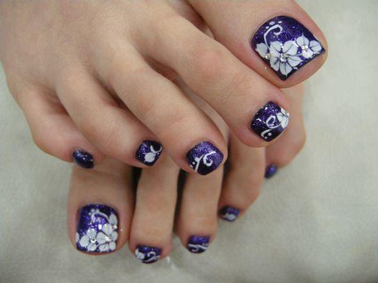toe+nail+polish+trends+2013 | Toe Nail Design