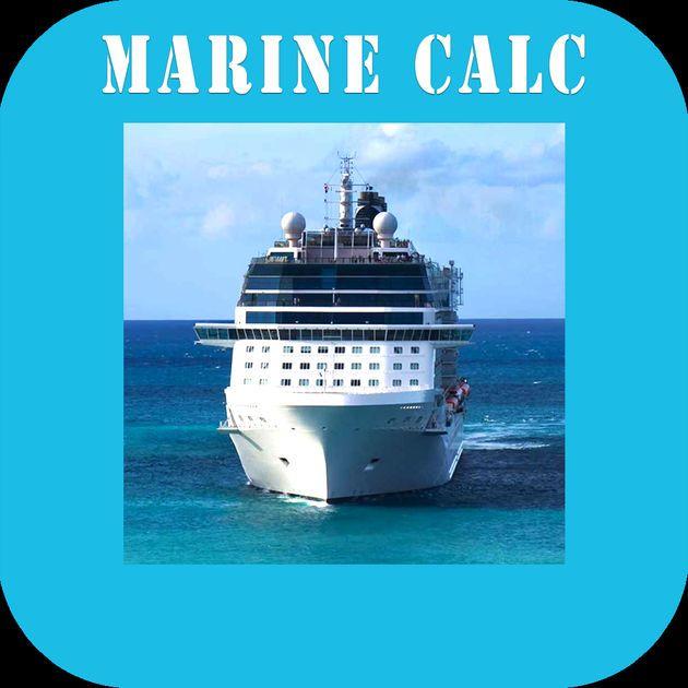 #NEW #iOS #APP Marine Engineering Calc - KKR