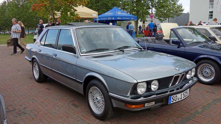 Alle Größen   BMW 525i (E28, ph-2, 1984-87)   Flickr - Fotosharing!
