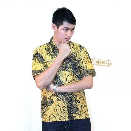 eBatik Hem Batik Trusmi NF Kuning