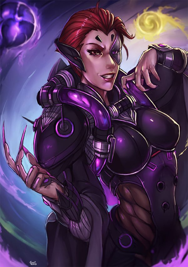 Stand Alone Version Of Moira Lt 3 My New Main Play Character Bye Bye Dear Reaper 3 Characte Overwatch Wallpapers Overwatch Drawings Overwatch Fan Art