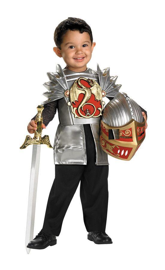 Dragon Knight, Child's Costume