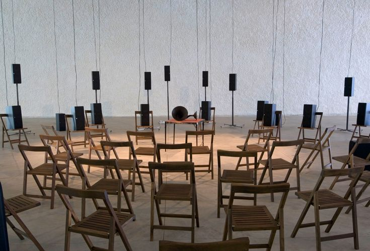 [2000] - ARTE | Janet Cardiff & George Bures Miller, The Murder of Crows, 2008