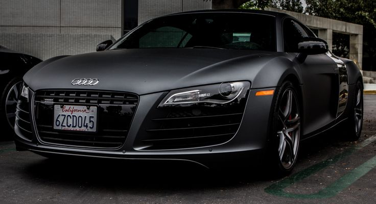 Sport Car Wallpaper Tumblr: Audi R8 Black Matte Tumblr Hd Pictures 4 HD Wallpapers