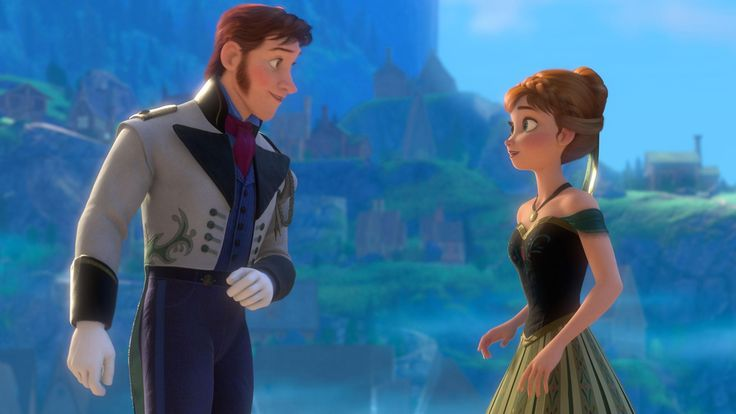 A YouTuber mashes up scenes from Frozen with the trailer from Fifty Shades of Grey