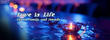 Amazing Quotes About Love Facebook Cover Photos
