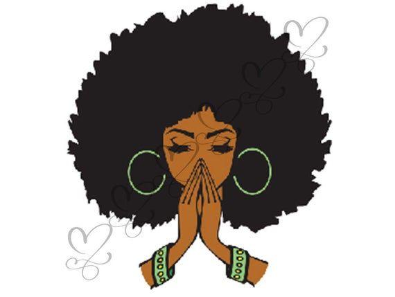 Black Woman Png Black Girl Svg Black Woman Svg Files For Etsy In 2021 Black Girl Clip Art Black Women