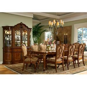 Traviata 7 Piece Dining Set