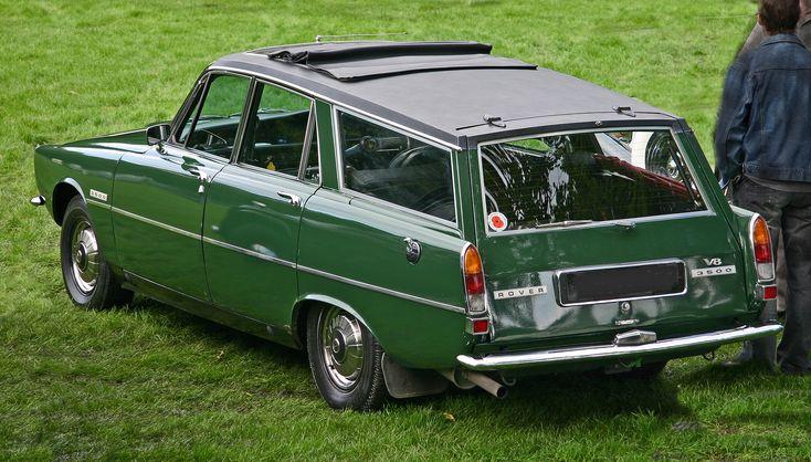Rover V8 3500P6 Estate