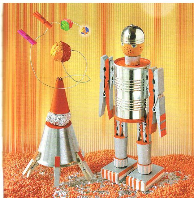 Robot / Manualidades