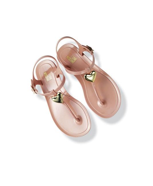 Love Moschino Flat Shoes 꺄악 너무 이뻐서 가지고 싶어요. 세상에..색감부터 저 포인트까지 ㅜ.ㅜ