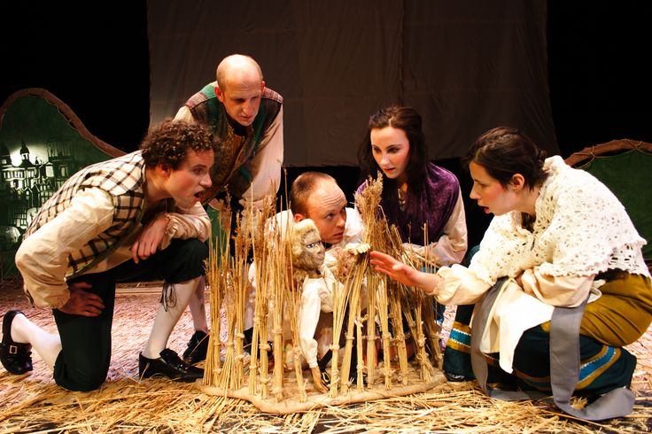 Gullivers Travels:Set and Puppet Design : Emma Fisher