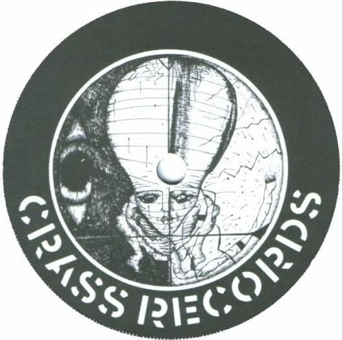 Crass Records with Nick Blinko's Awesome Artwork!