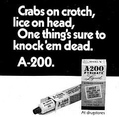 '70s ad. too priceless not to file away. and ew.