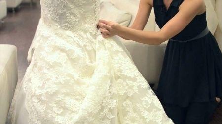 Where To Buy Bustles For Wedding Dresses