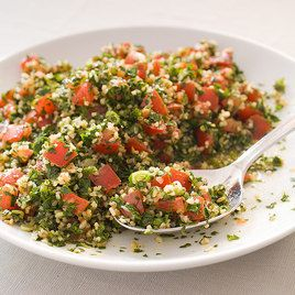 Tabbouleh Salad from America's Test Kitchen