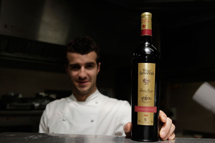 Chefs Favorite Four Seasons Wines