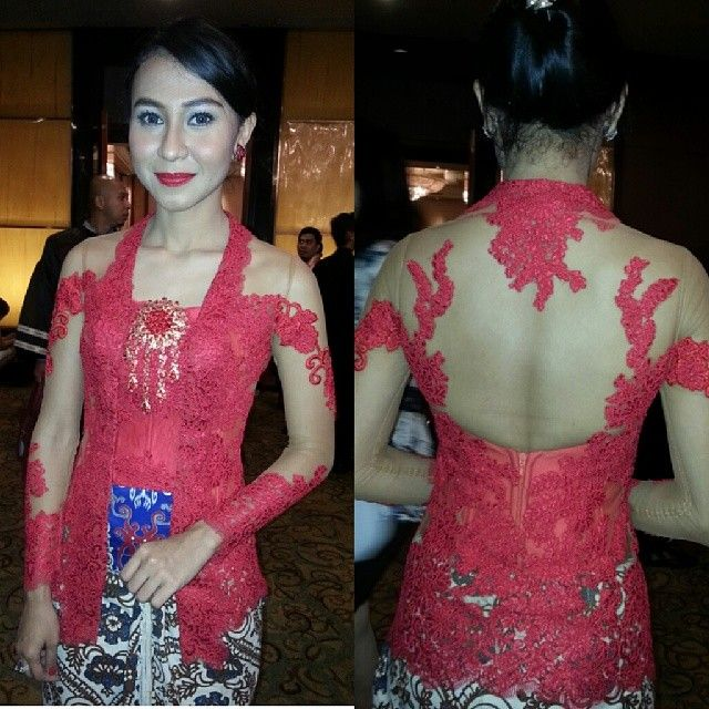 from instagram with hastag #kebaya