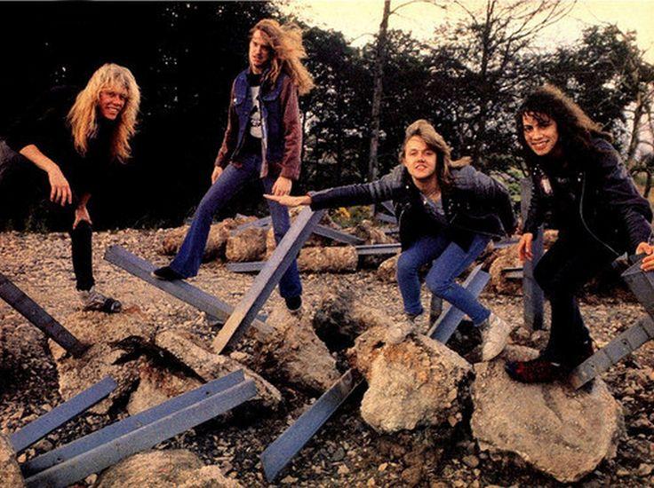 Metallica:Cliff Burton years
