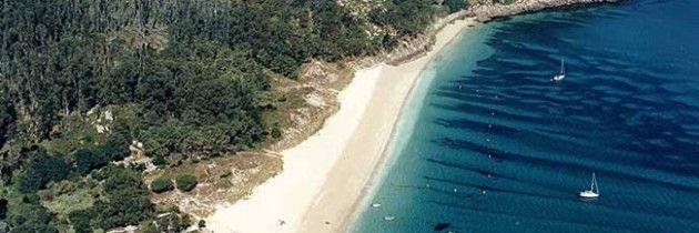 Isla-de-San-Martino-Cies-hotel-ciudad-vigo #hotel #vigo #cies #playas #galicia #barco