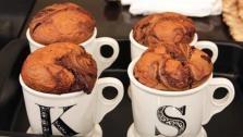 Cafe Mocha Coffee-Mug Cakes