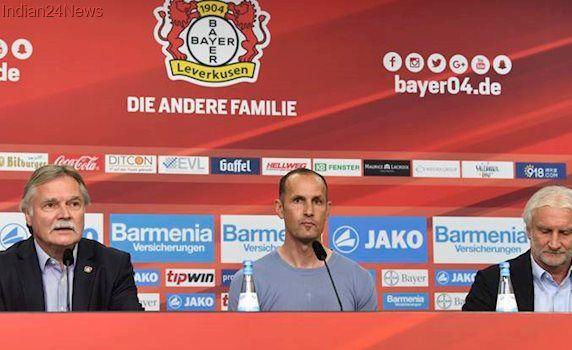 Former Germany player Heiko Herrlich takes over Bayer Leverkusen