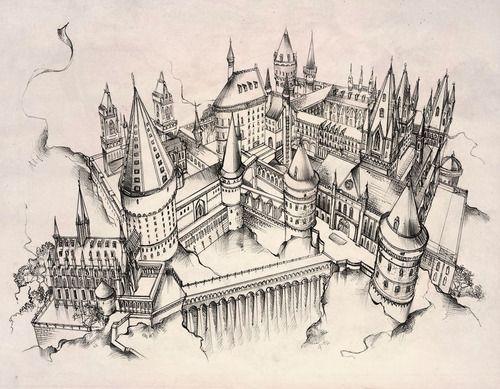 Hogwarts.                                                                                                                                                                                 Mehr